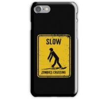 Walkers iPhone Case/Skin