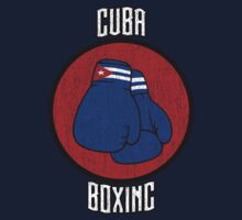 Cuba Boxing  by CreativoDesign