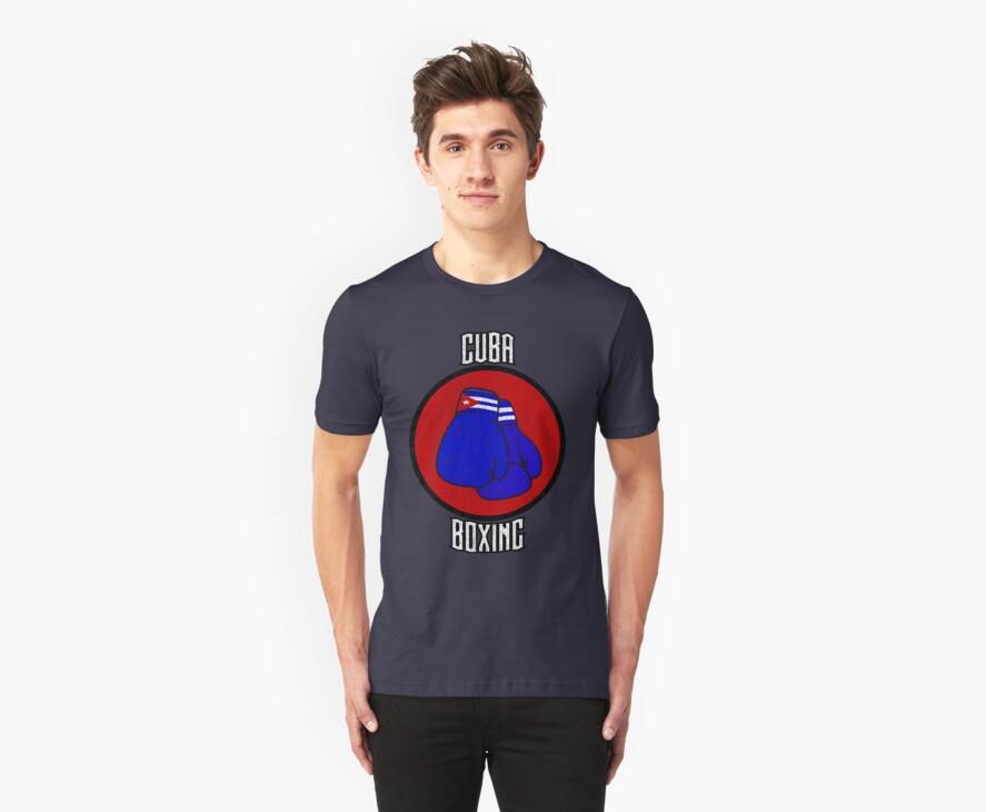 Cuba Boxing  by CreativoDesign