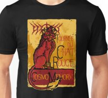 Le Chat Rouge Unisex T-Shirt