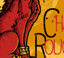 Le Chat Rouge Sticker