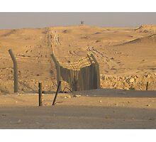 Security Afar Photographic Print