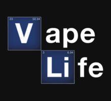 vape life Kids Tee