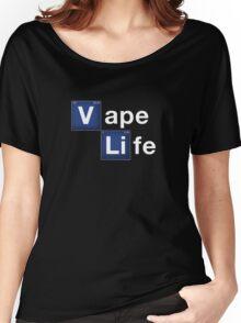 vape life Women's Relaxed Fit T-Shirt
