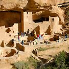 """At Cliff Palace"" by David Lee Thompson"