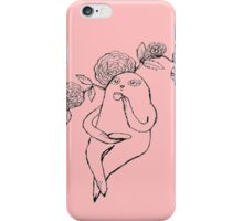 A Sloth's Afternoon Tea iPhone Case/Skin