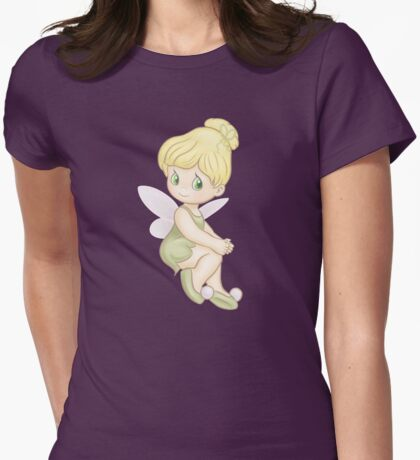 Precious Tink Womens Fitted T-Shirt