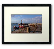 Donaghadee Sundown Framed Print
