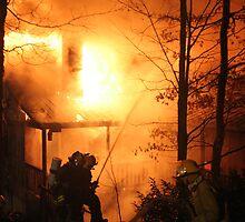 Richmont Inn Blaze by Christopher  Ewing