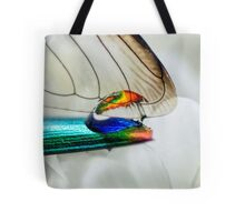 Never Gonna Wake Up Tote Bag