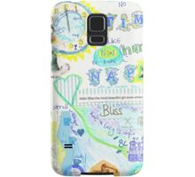 No time like now  Samsung Galaxy Case/Skin