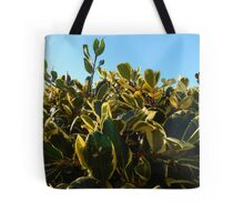 HOLLY WITH RED BERRY Tote Bag