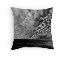 LandSkyPe Throw Pillow
