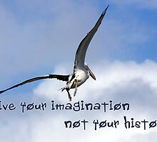 Live your imagination... by Natsky