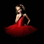 Red tutu by ellevrg