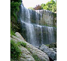 McGregor Falls, Ontario Photographic Print