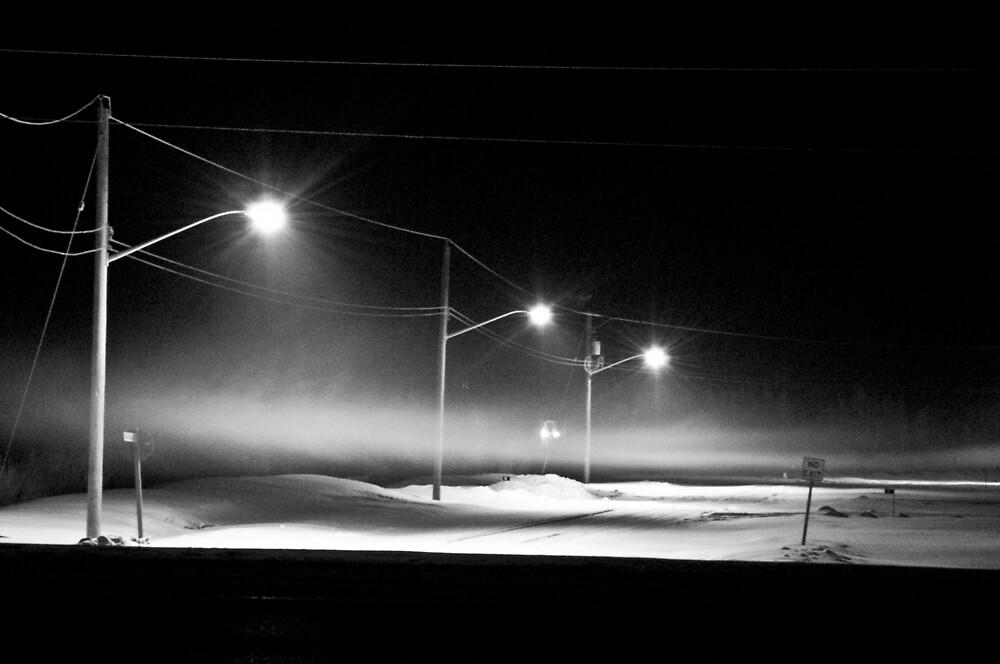 Ice Fog by Geoffrey