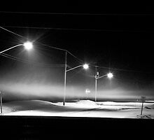 Ice Fog by Geoffrey