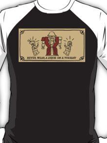 Metal Beard's Rule 3 T-Shirt
