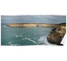 Grandeur - Great Ocean Road Series , Victoria Australia Poster