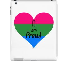 Polysexual - I Am Proud iPad Case/Skin