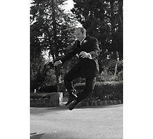 Jumper! Photographic Print