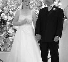 Mr & Mrs by Rebecca  Nicolandos