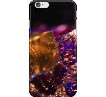 Crystal Water Sculpture iPhone Case/Skin