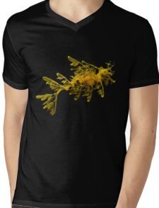 Leafy Sea Dragon Mens V-Neck T-Shirt
