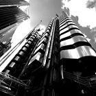 Lloyds Building, London by berndt2