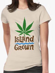 Island Grown Martha's Vineyard Womens Fitted T-Shirt