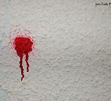 Graffiti Bullet by Jem Fade
