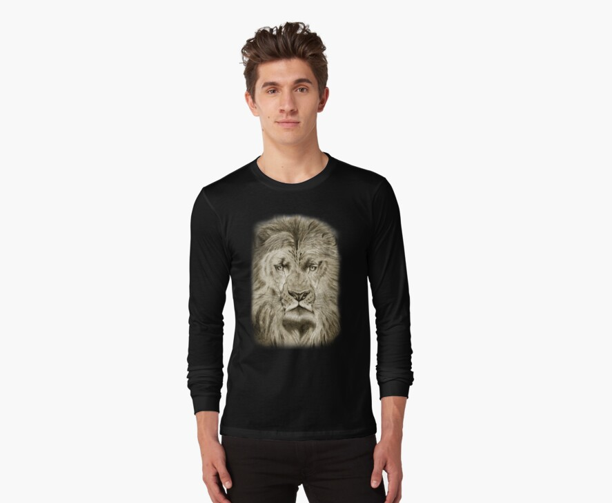 large lion tee by picketty