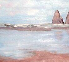 NFS- Oregon Coastline by Jennifer Greenfield