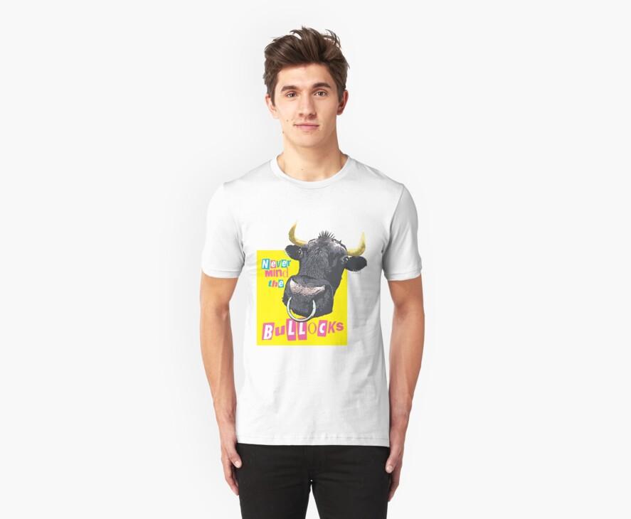 Never mind the Bullocks by Duncando