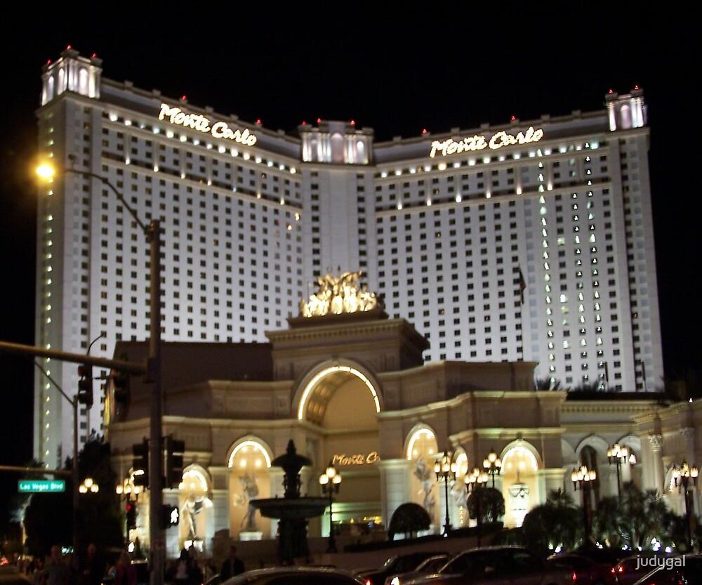 Monte Carlo..Las Vegas by Night by judygal