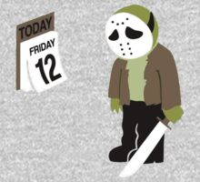 Friday the 12th by BevsandBecka