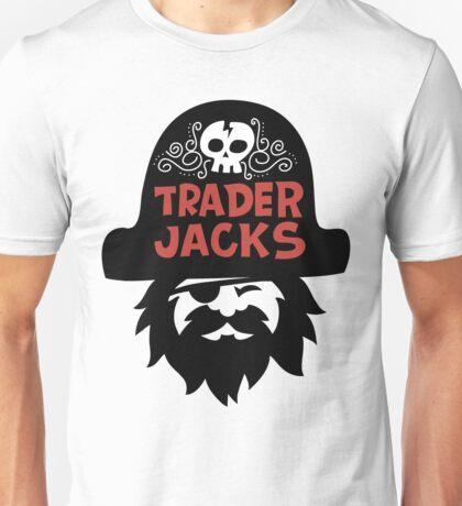 TRADER JACKS Unisex T-Shirt