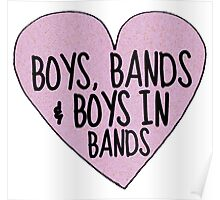 Boys in Bands (TUMBLR HEART EDITION!) Poster