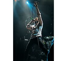 Stand up and raise hell Photographic Print