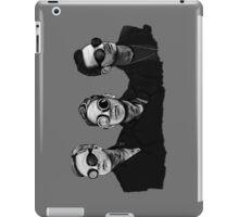 Depeche Mode : Fletch, Martin, Dave with welding glass (2) iPad Case/Skin