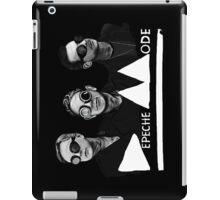 Depeche Mode : Fletch, Martin, Dave with welding glass (3) iPad Case/Skin