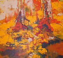 Woodlands Meadow by atelier1