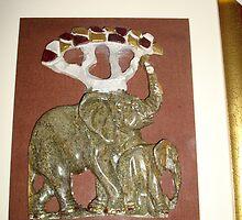elephant by emylionne