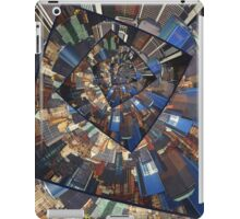Spinning City Walls iPad Case/Skin
