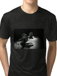 Olympic Weight Training Tri-blend T-Shirt