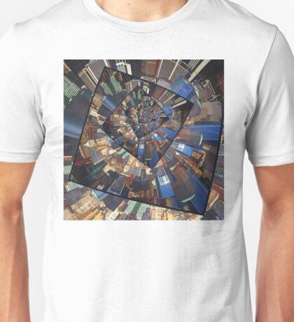 Spinning City Walls Unisex T-Shirt