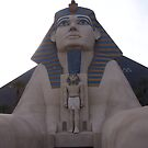 The  Luxor Sphinx Las Vegas by judygal