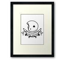 ACE CAFE Framed Print