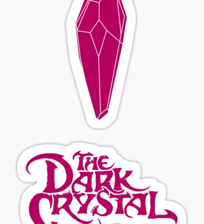 The Dark Crystal by Jim Henson Sticker